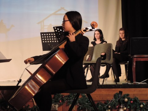 Alicia Wee Y12 (string quartet)