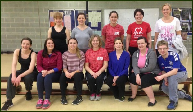 Staff Benchball Team - Sports Relief